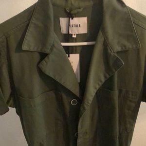 pistola Other - Pistola green jumpsuit